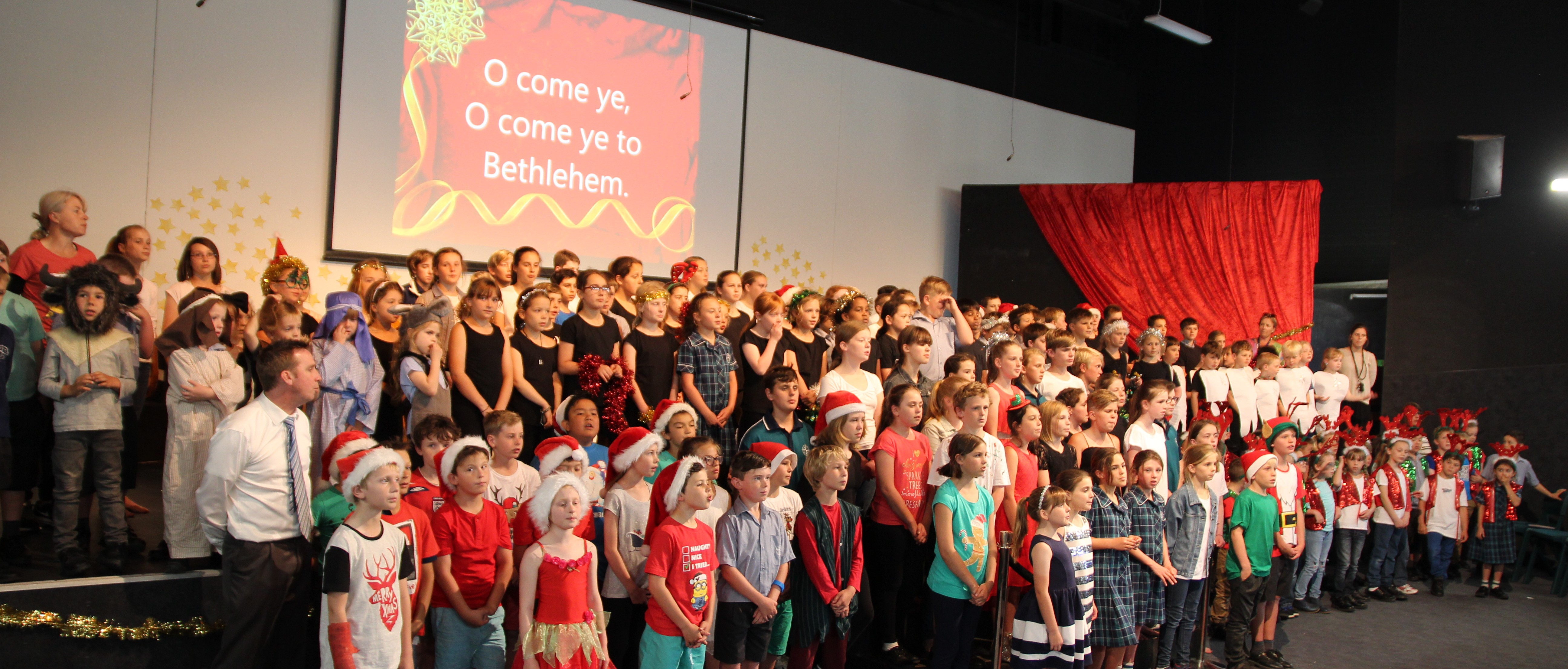 Victor Harbor Campus Variety Christmas Spectacular