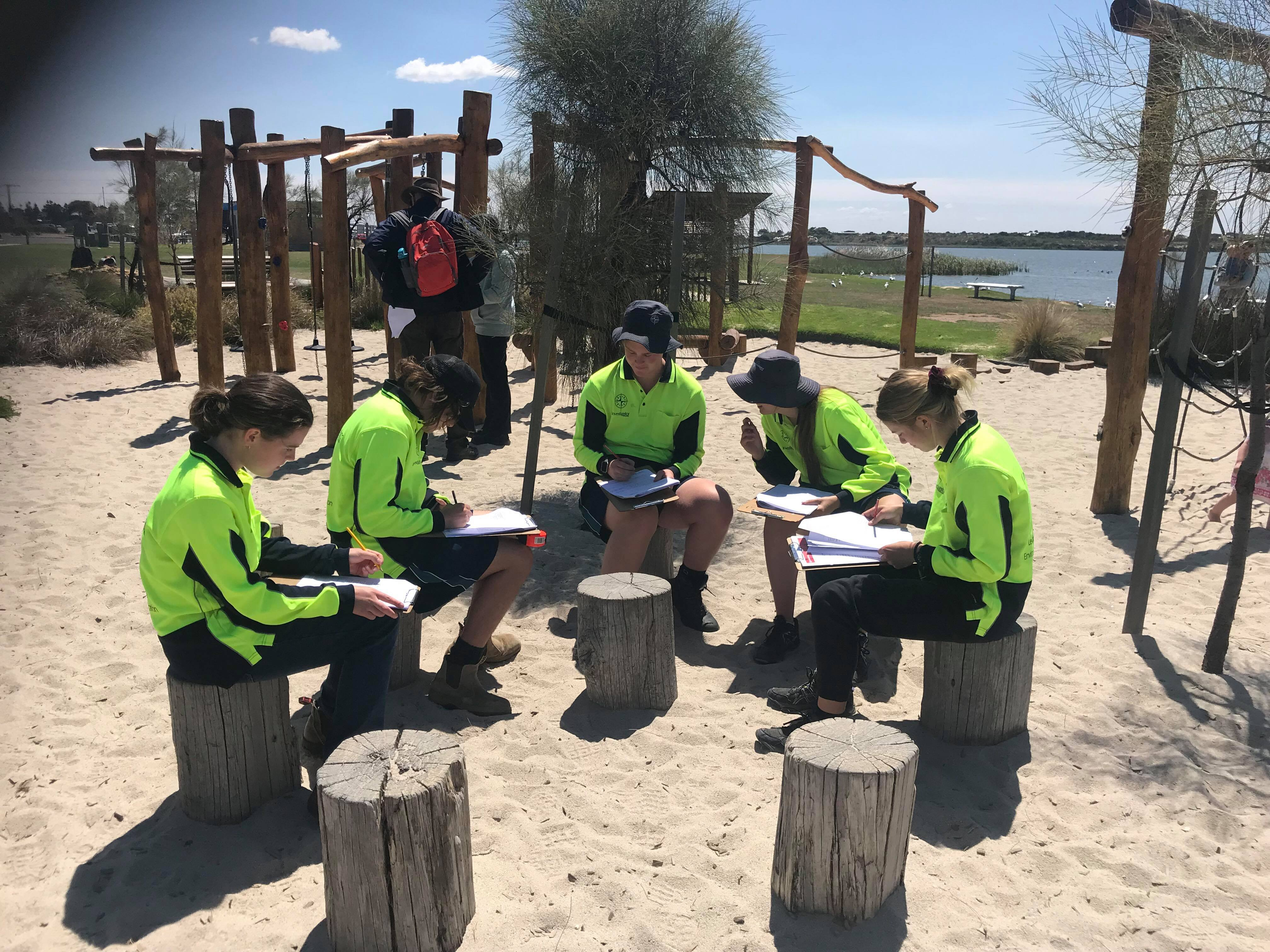 Park Inspections | Year 11 CALM