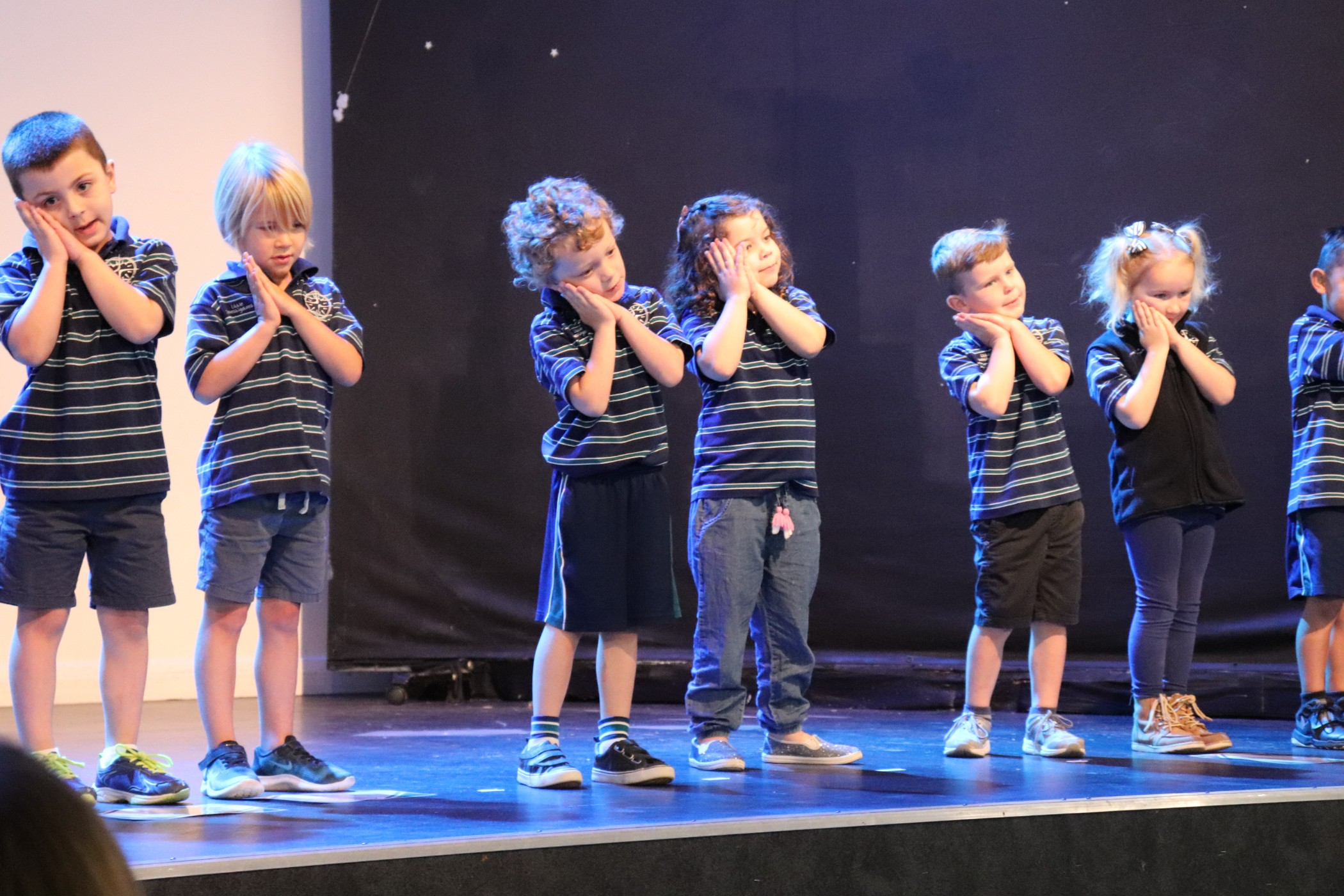 Our 'Little Investigators' ELC Graduation