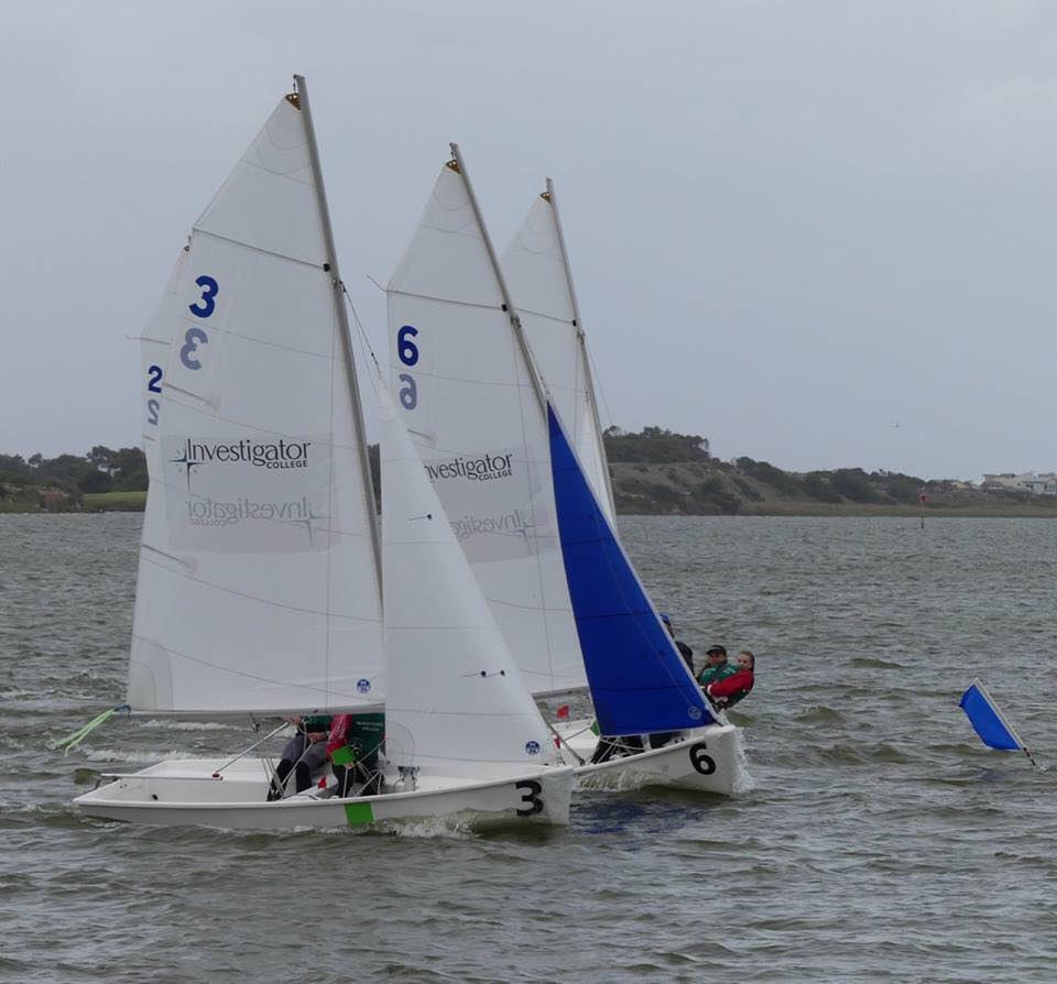 State Secondary Team Sailing Championships | 2019