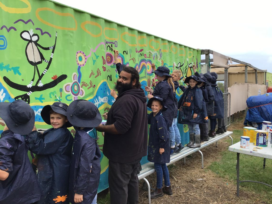 Year 4s Learn Aboriginal Culture | 2020