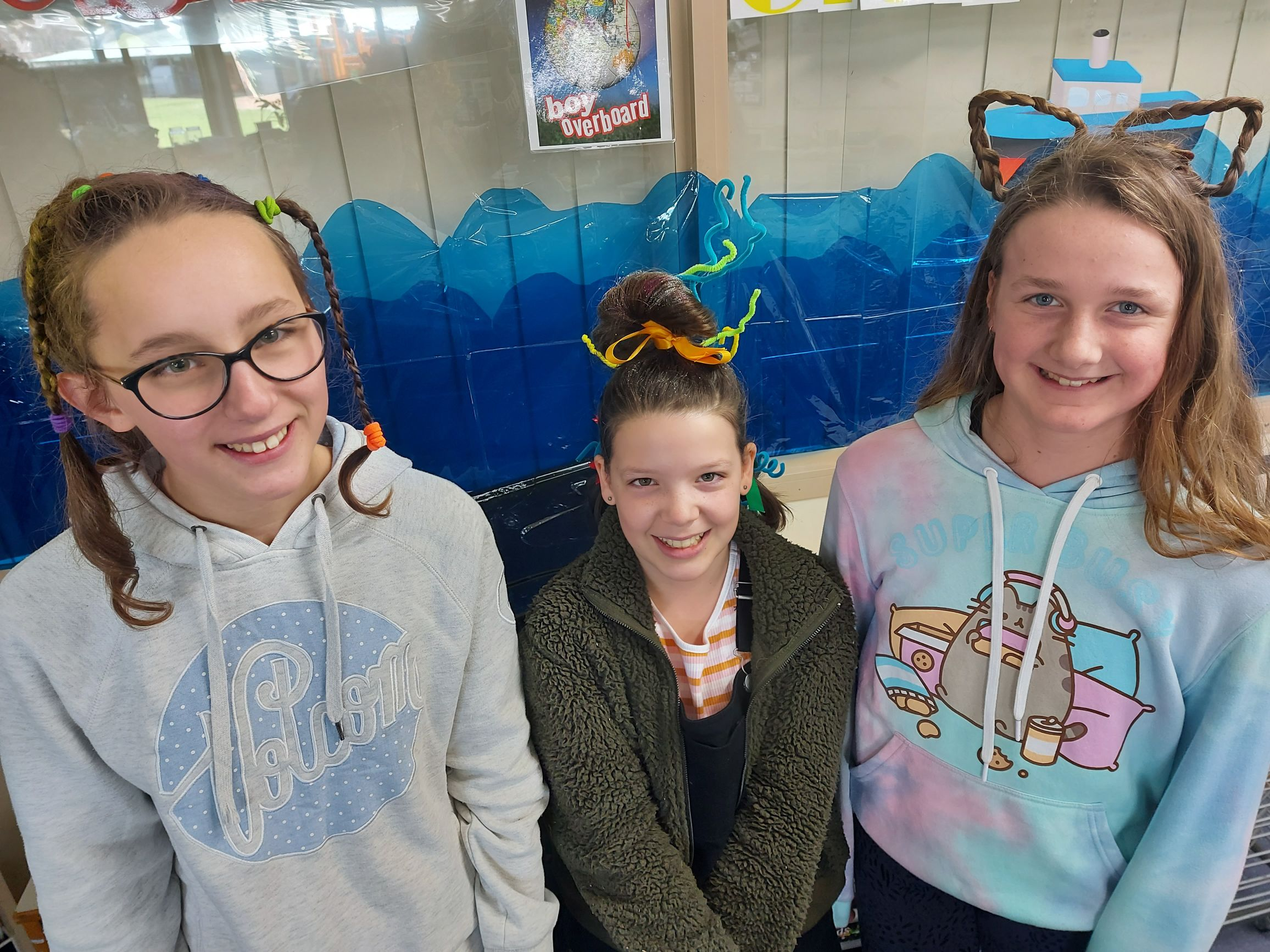 SRC Crazy Hair Day | 2020