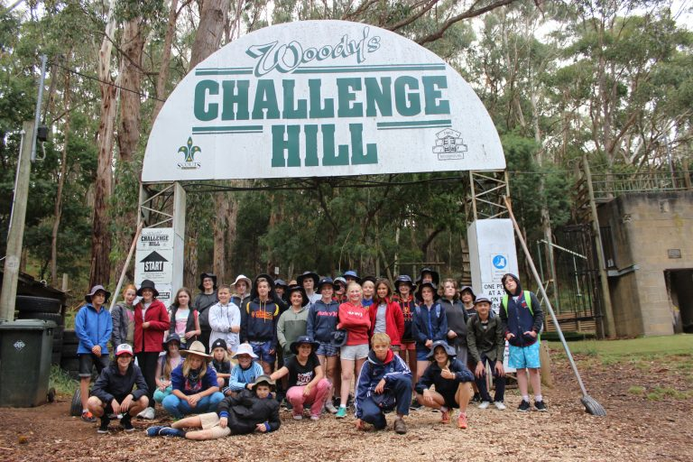 Year 7 Outdoor Adventure Camp