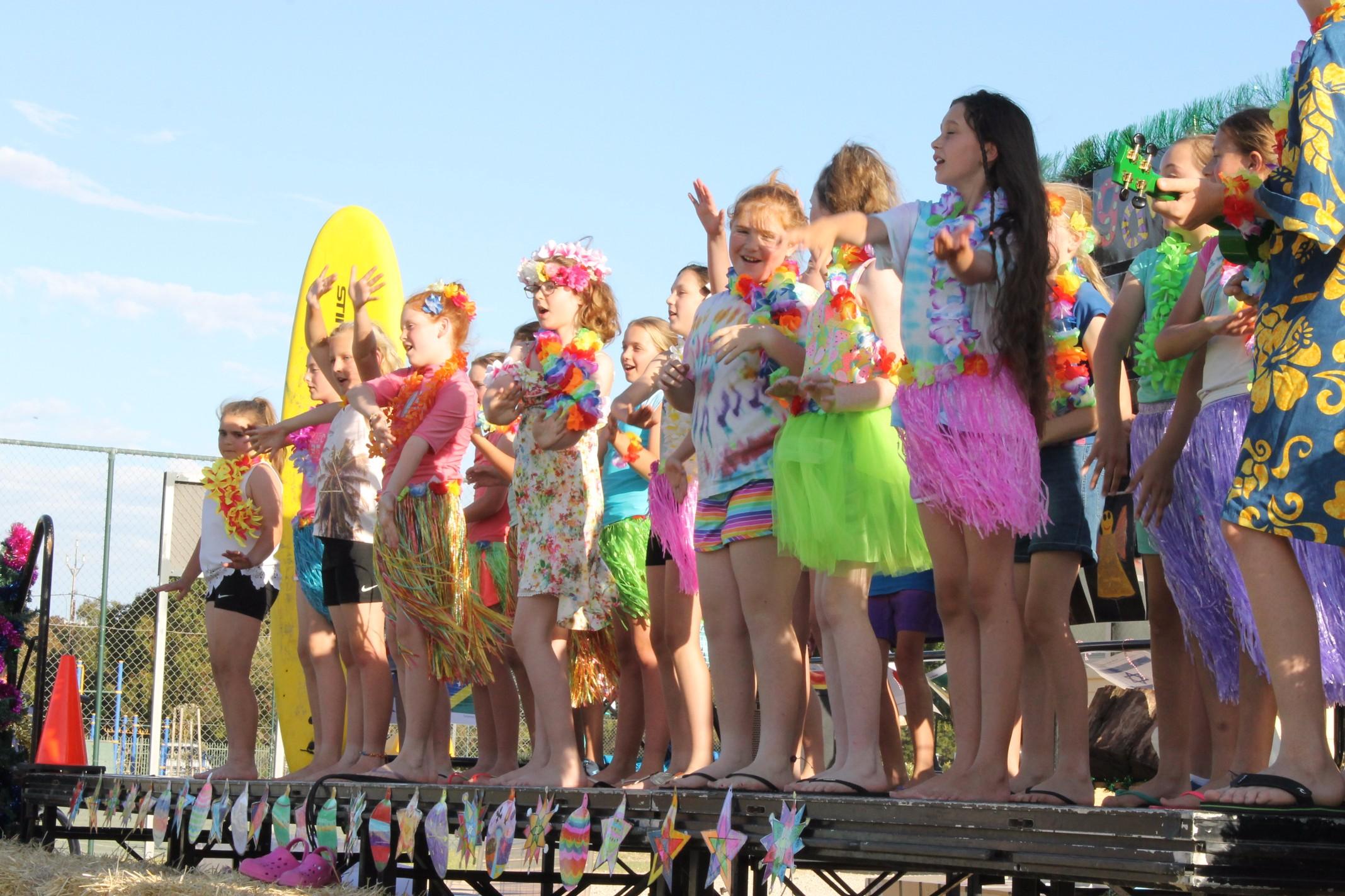 Goolwa Campus Junior School Christmas Carnival