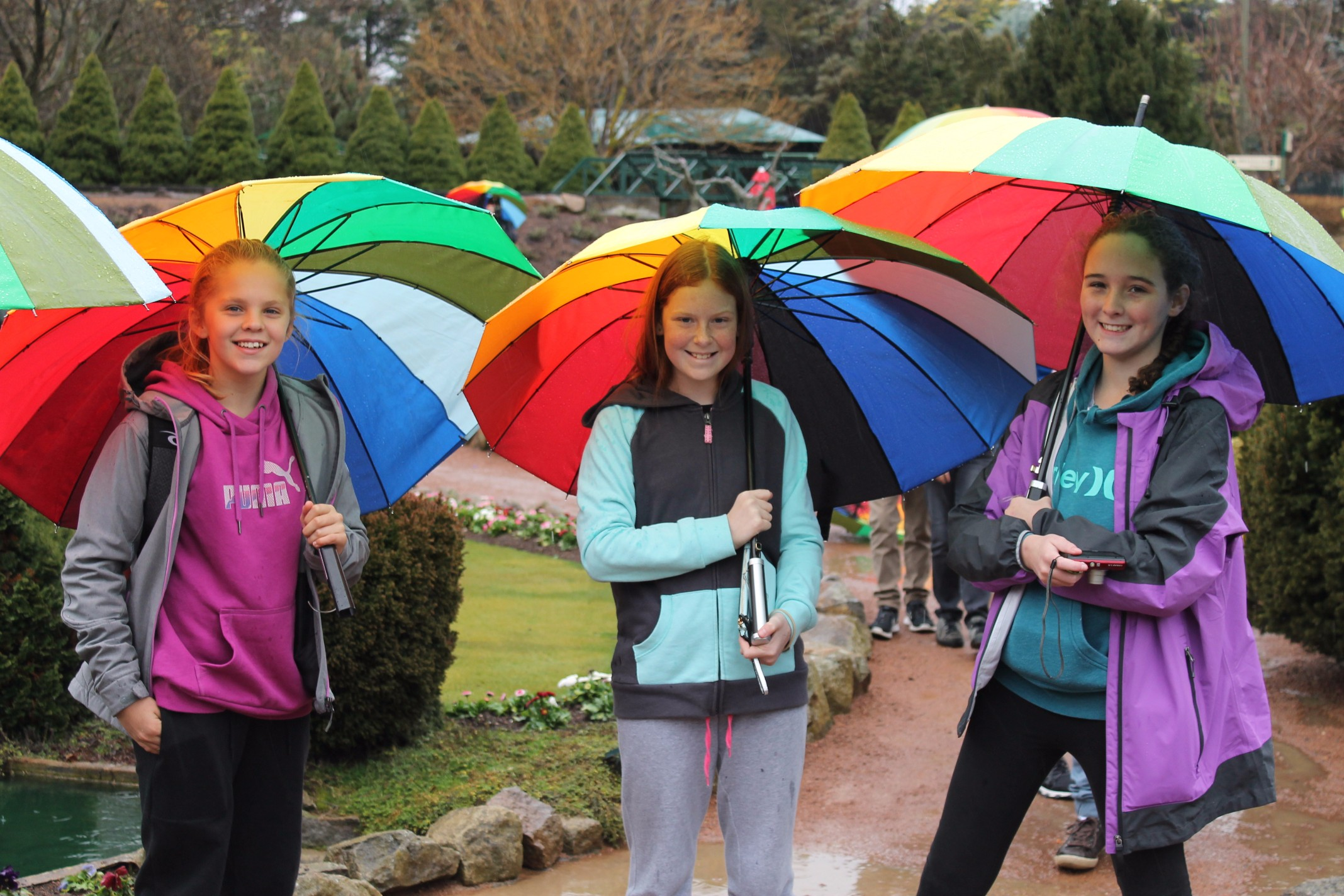 Year 6 Canberra Camp