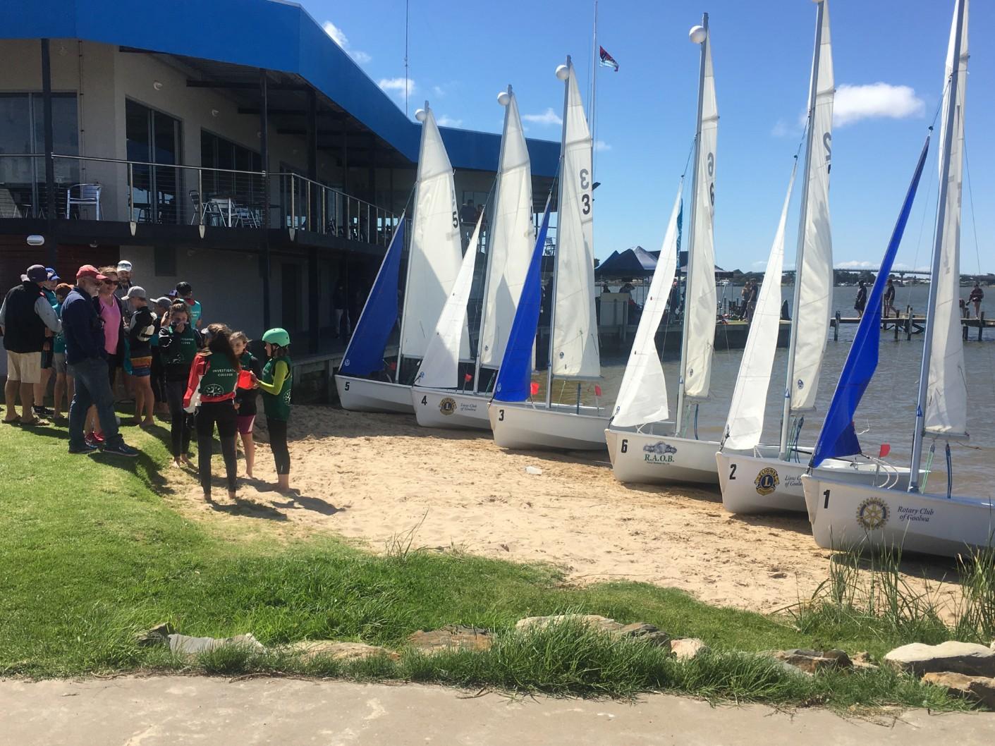 Regional Sailing Regatta Victory!