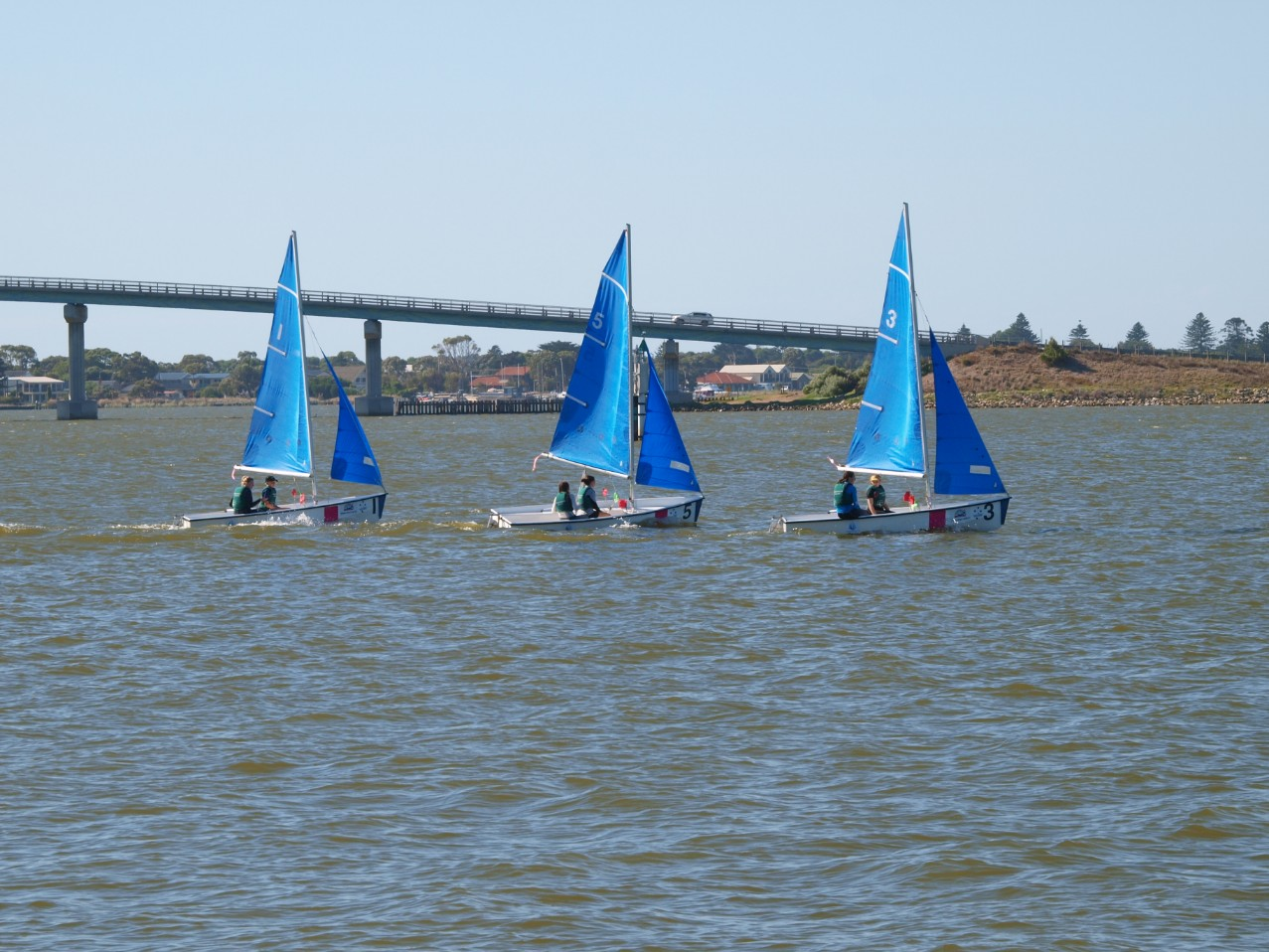 Secondary Schools Team Sailing Championships