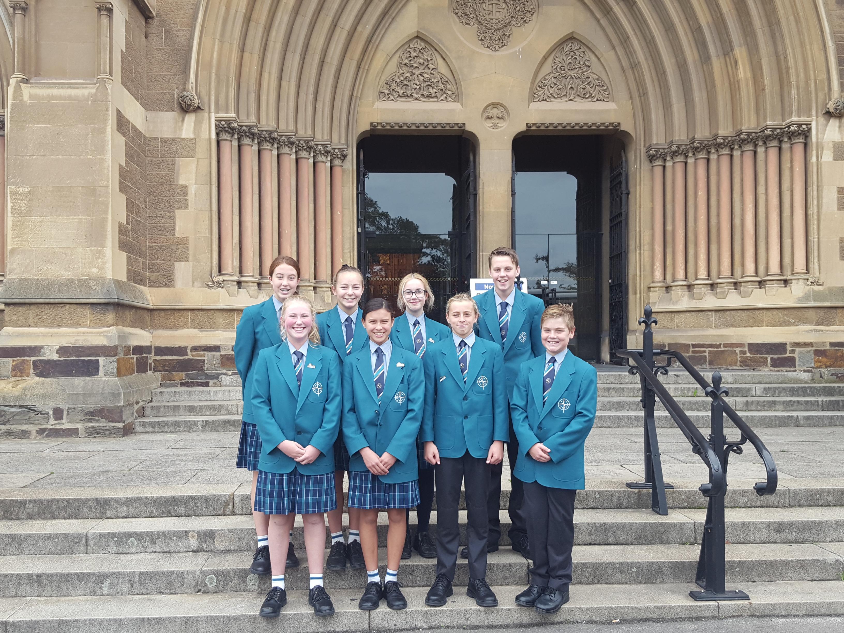 Combined Anglican Schools Chapel Service