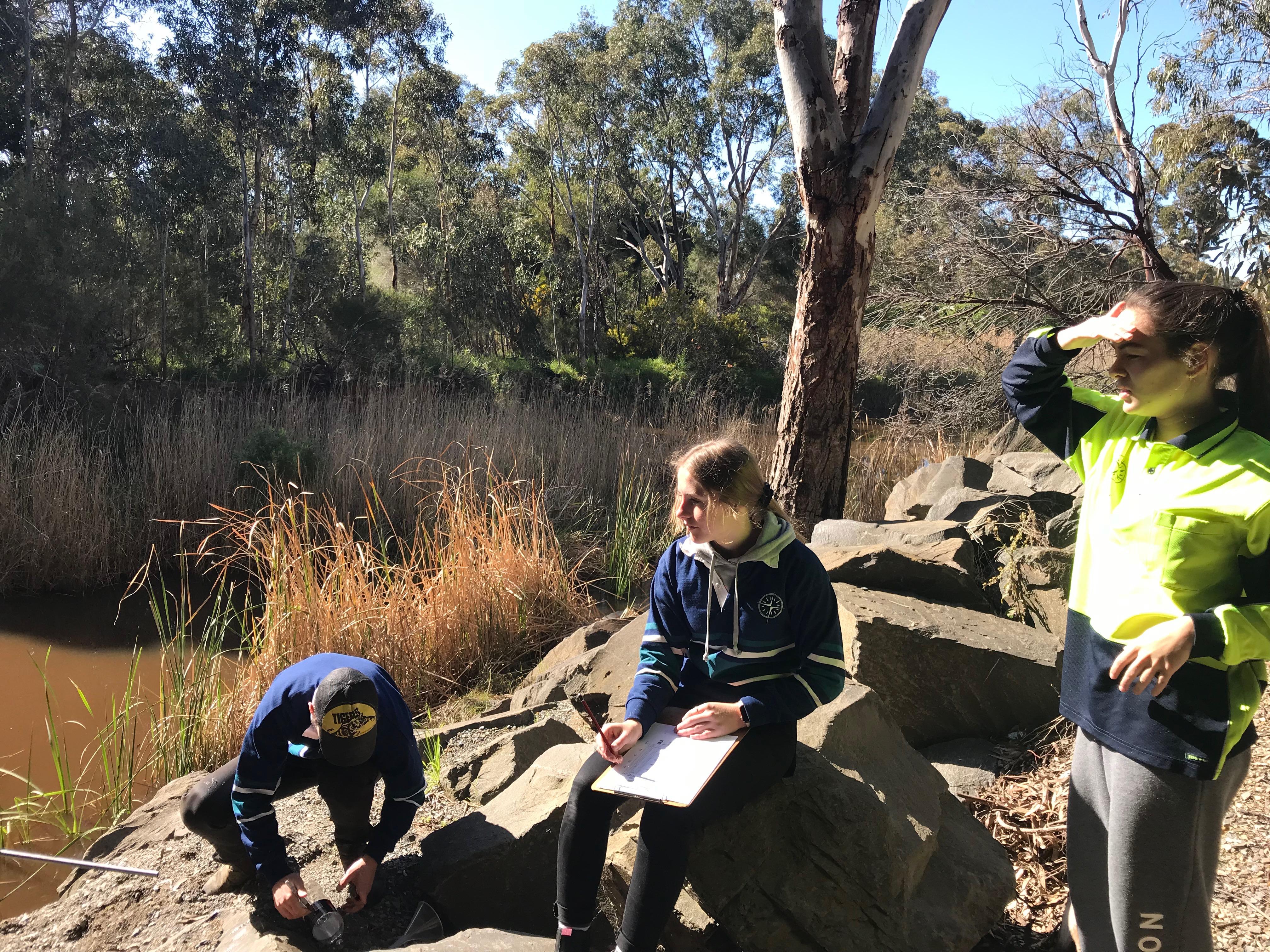 Remnant Vegetation & Water Testing