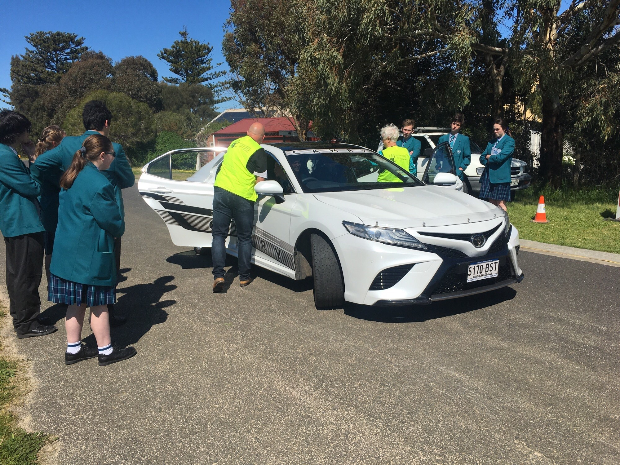 Rotary Youth Driver Awareness