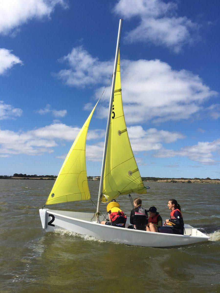 STEP Sailing