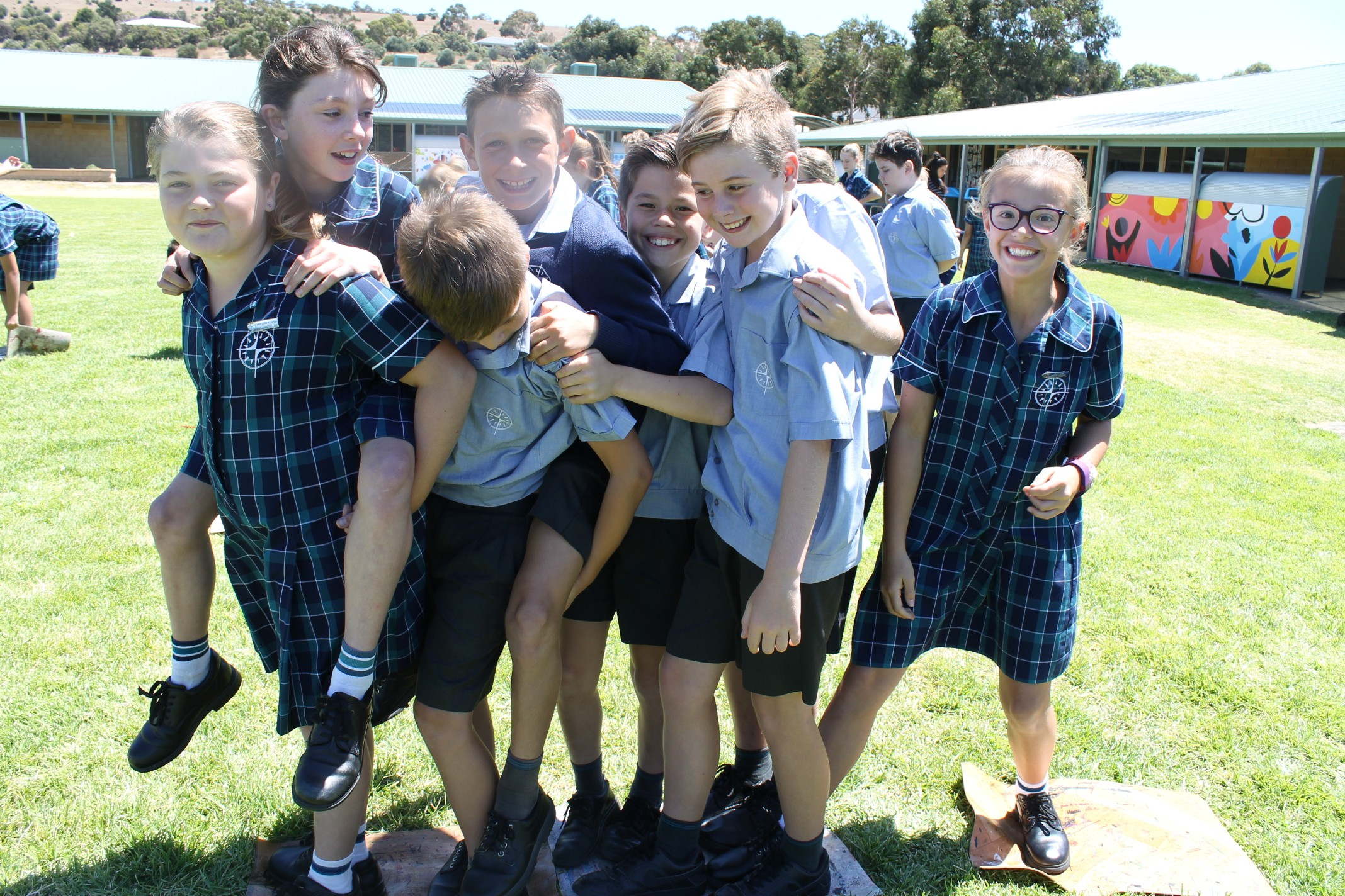 Year 6 Student Leadership Training Day