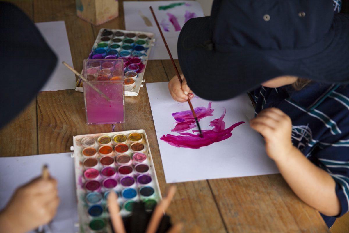 Introduction to Book Making with 3-8 Year Olds | Educators Workshop