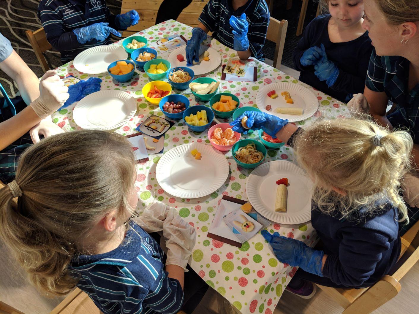 Year 12 Child Studies meets ELC | 2019
