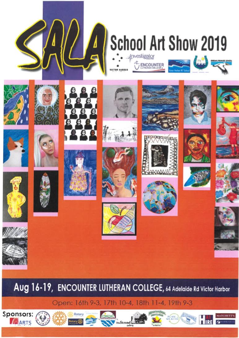 SALA School Art Show | 2019