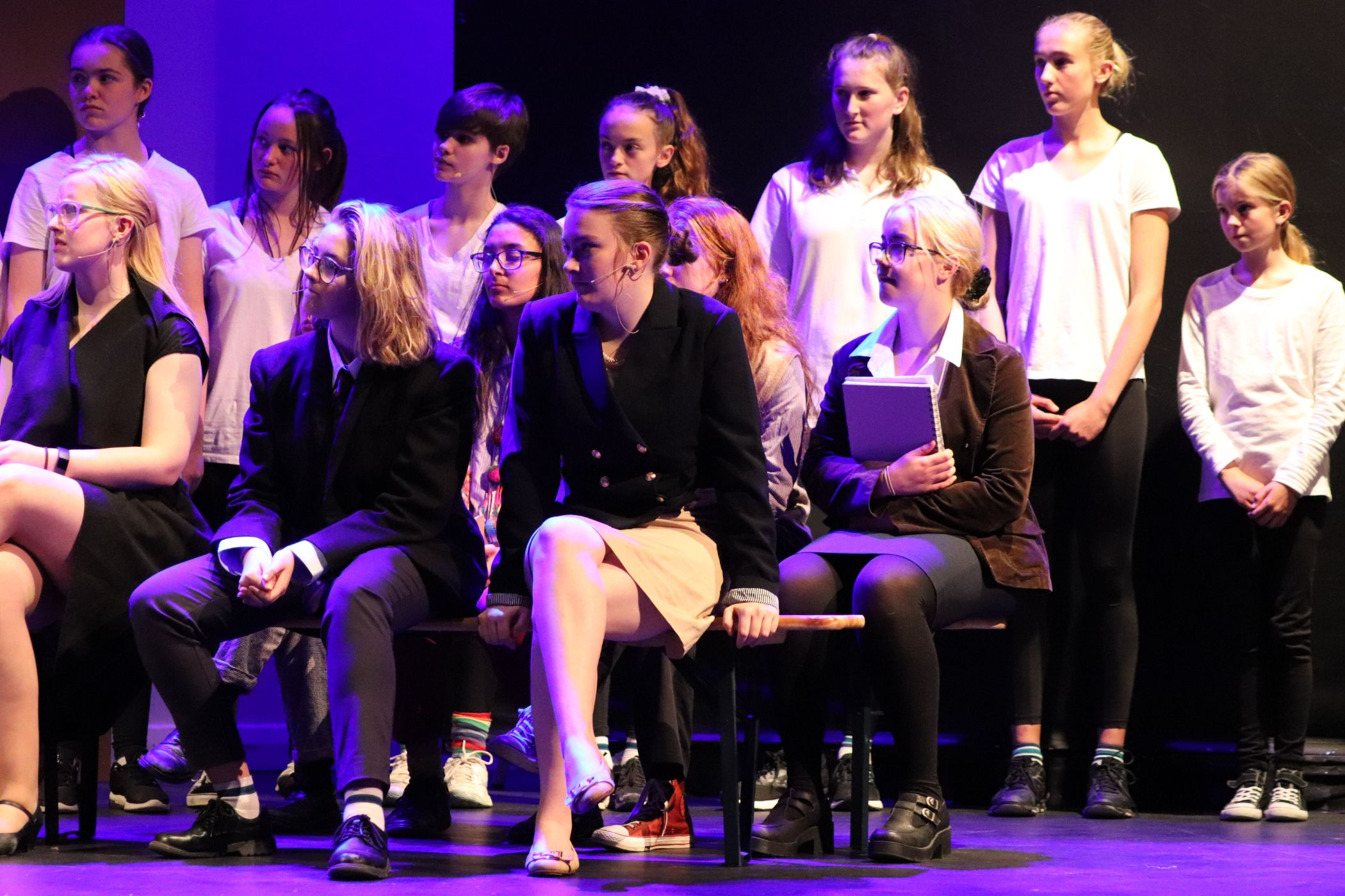 Legally Blonde Jr Gallery | Musical 2019