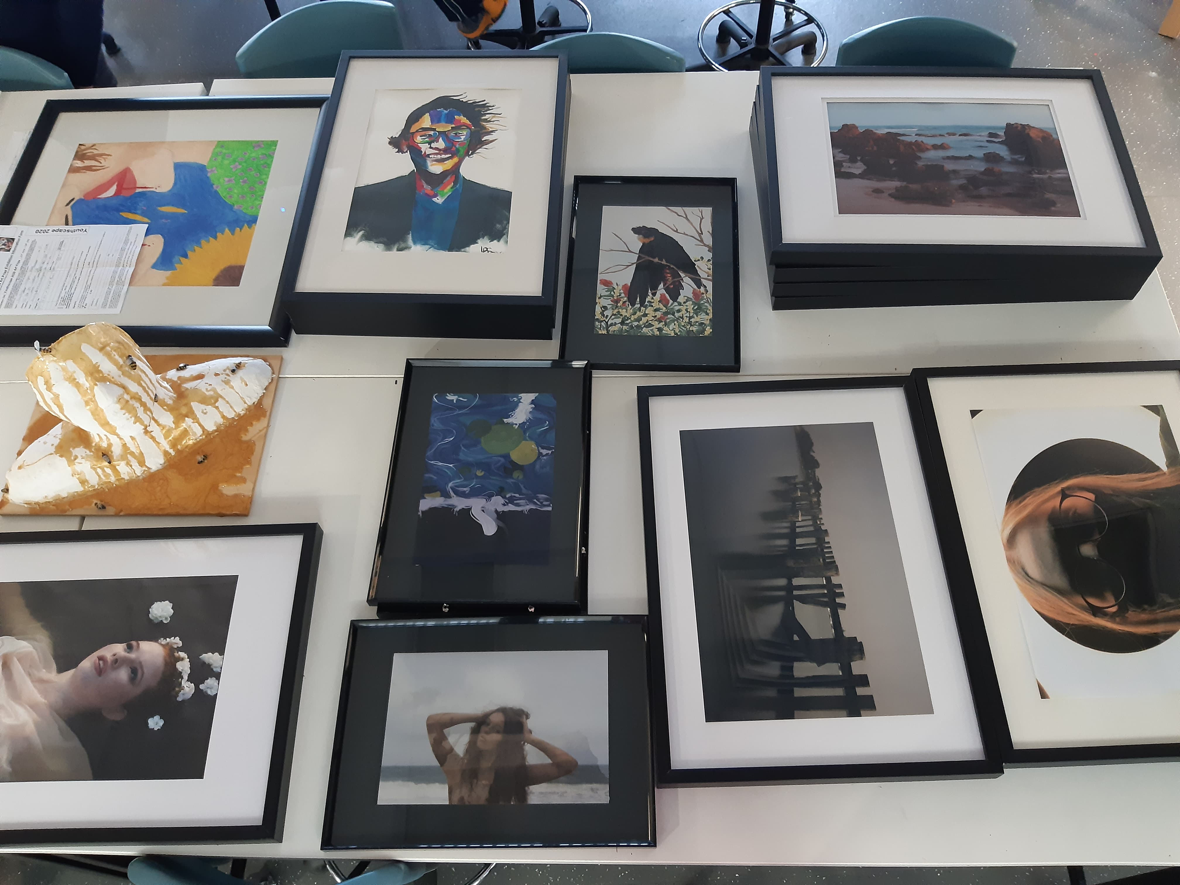 Royal South Australian Society of Arts Youthscape Exhibition   2020