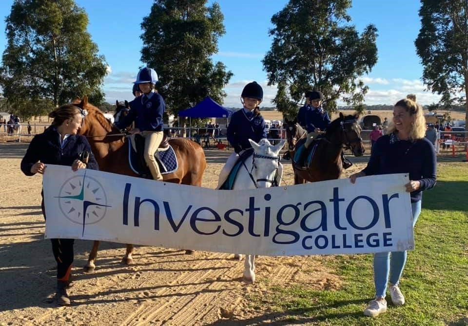 Interschool Gymkhana | Equestrian Team | 2021