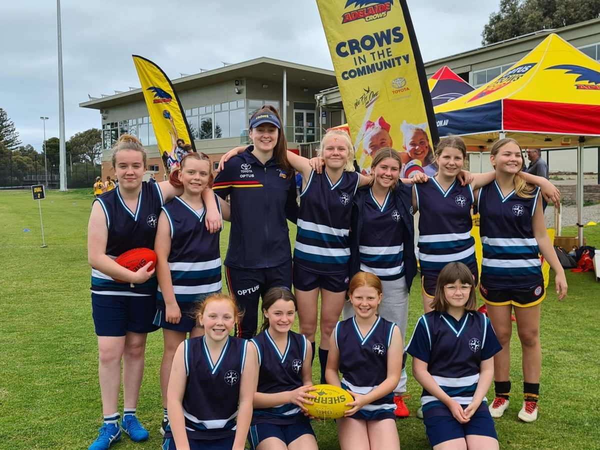 Year 5-7 AFLW Crows Cup Carnival | 2021